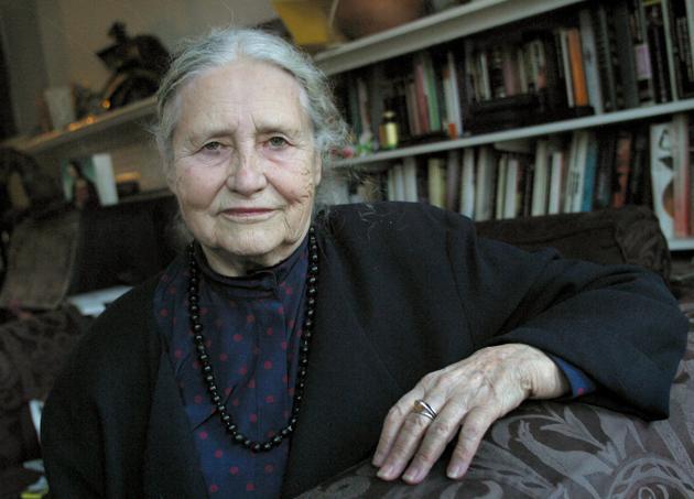 Bibliografía de Doris Lessing