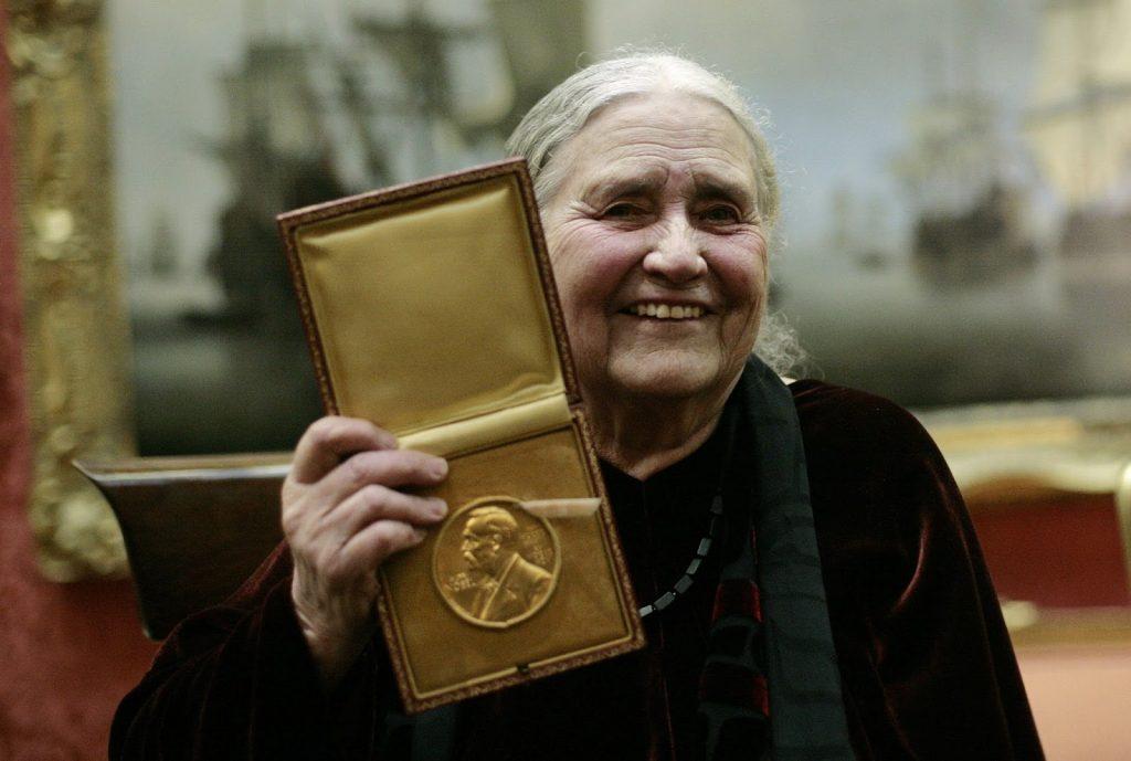 Premio nobel de literatura 2007