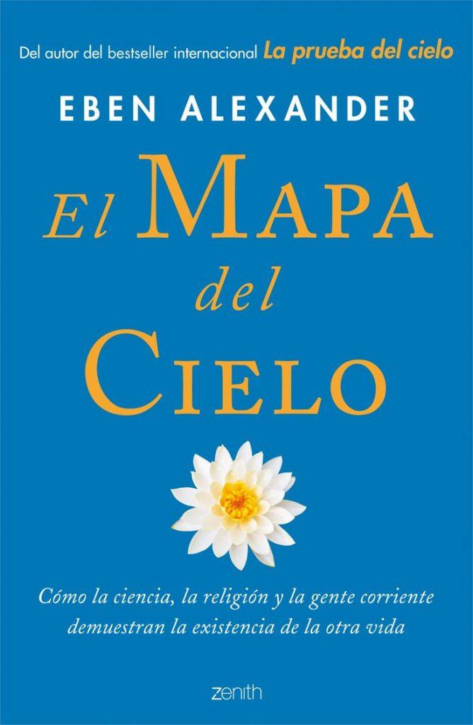 """portada del libro """"El mapa del cielo"""""""