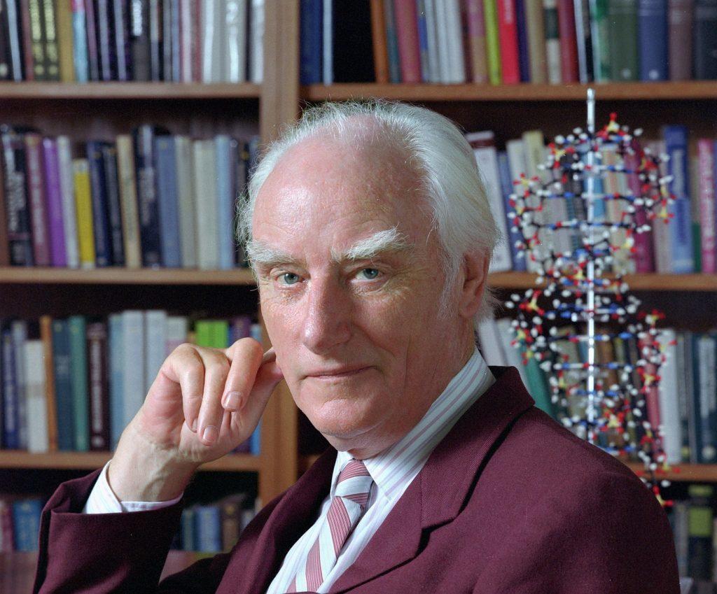 Francis Crick: biograf...