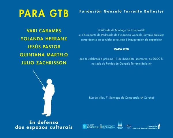 Fundación Gonzalo torrente Ballester