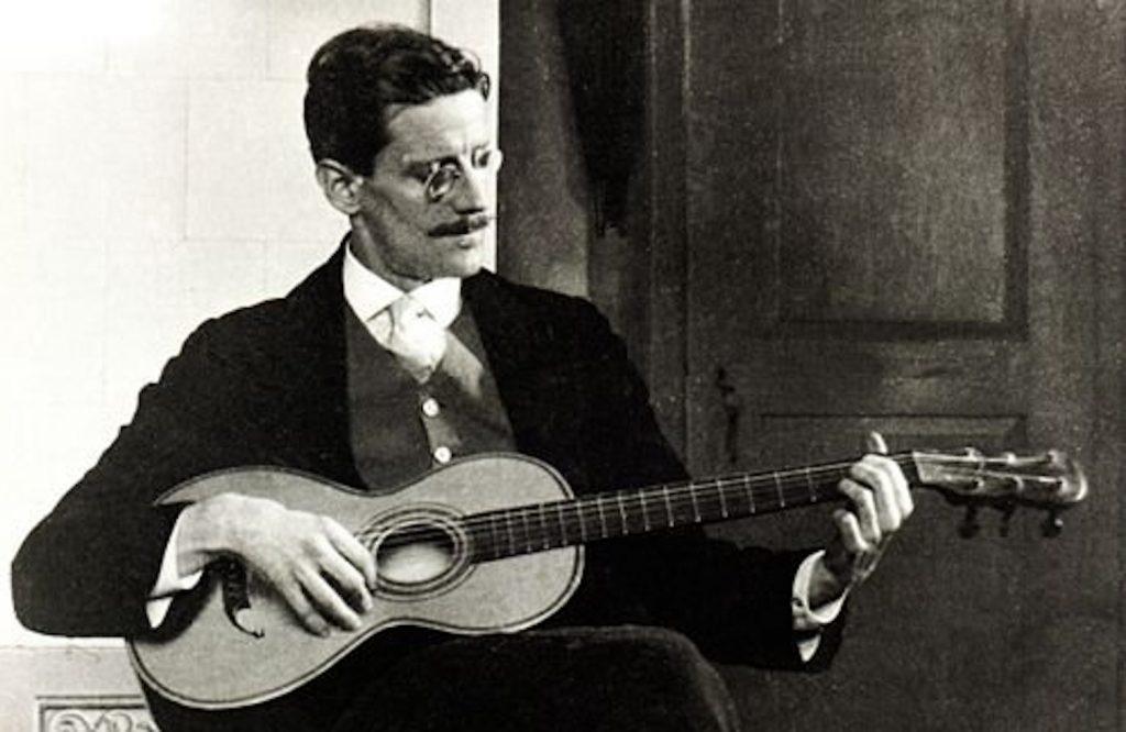 James Joyce Biografía Características Libros Y Mas