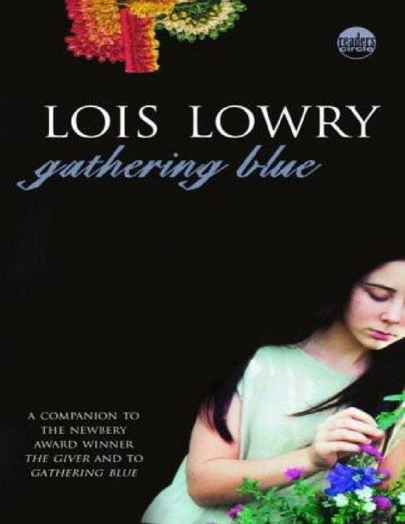 portada del libro Gathering Blue