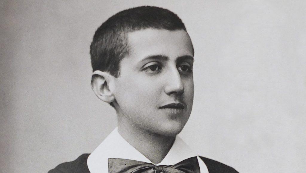 juventud de Marcel-Proust