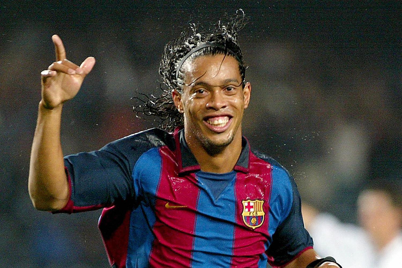 el crack Ronaldinho