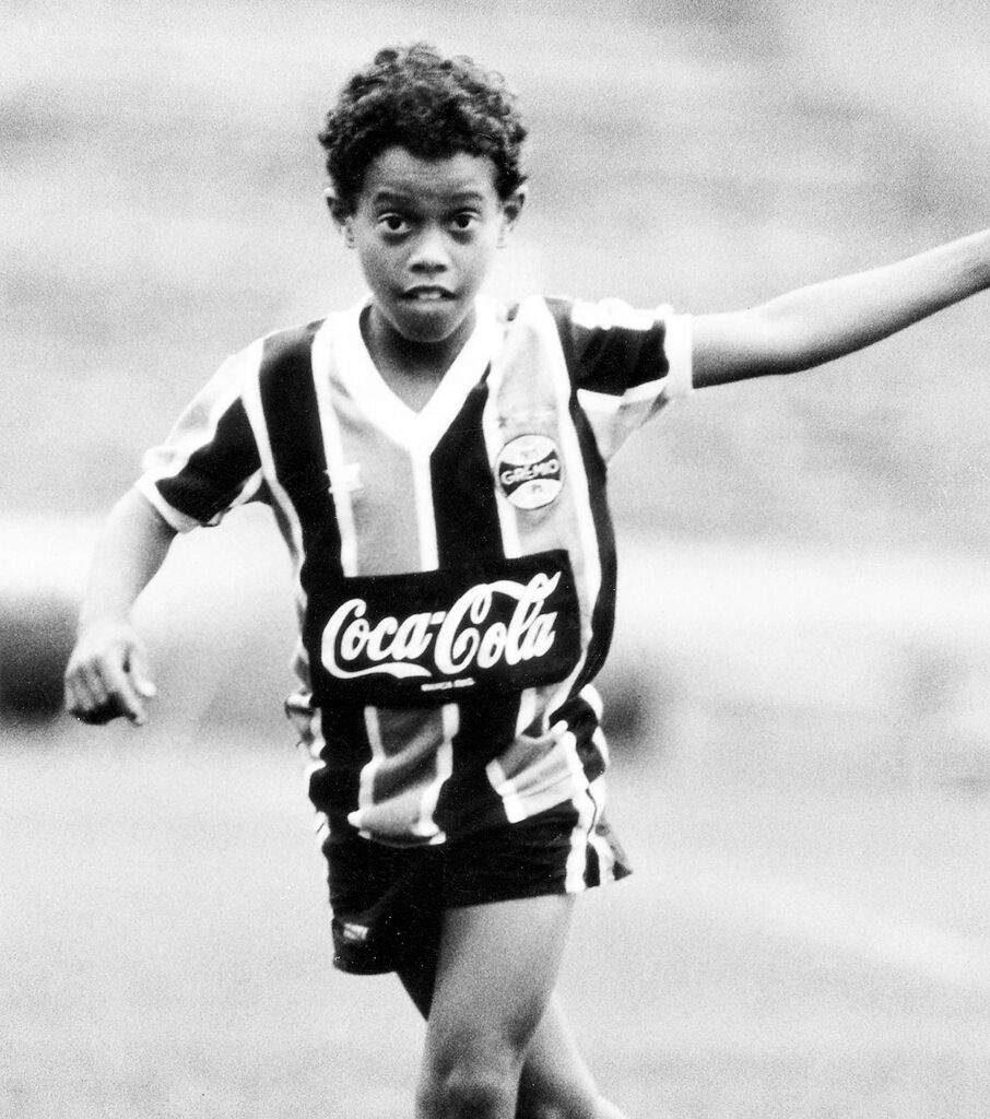 juventud de Ronaldinho