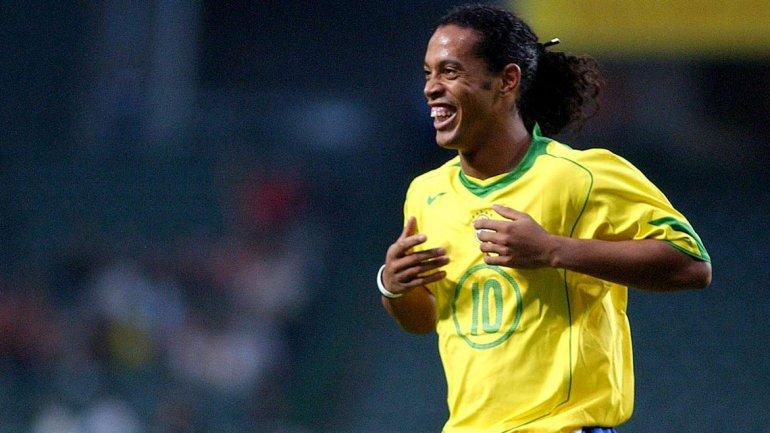 historia de Ronaldinho
