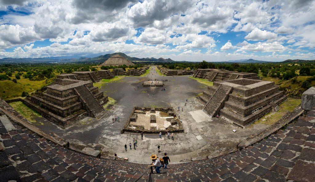 Aportes de la Cultura Teotihuacana